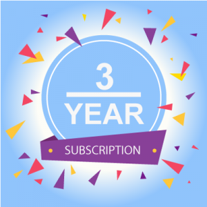 3-YEAR
