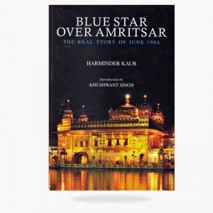 Blue Star over Amritsar