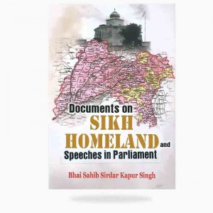 Documents on Sikh Homeland