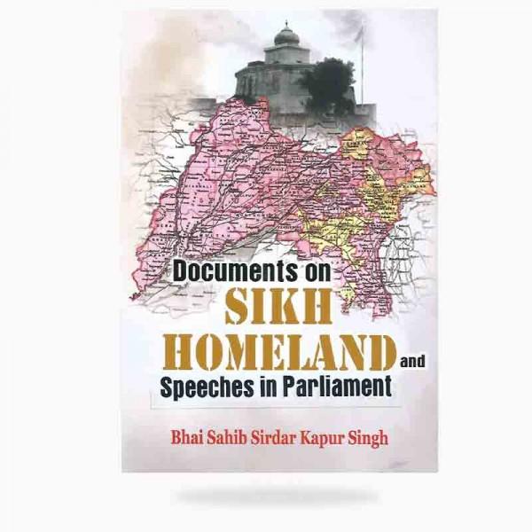 Documents on Sikh Homeland