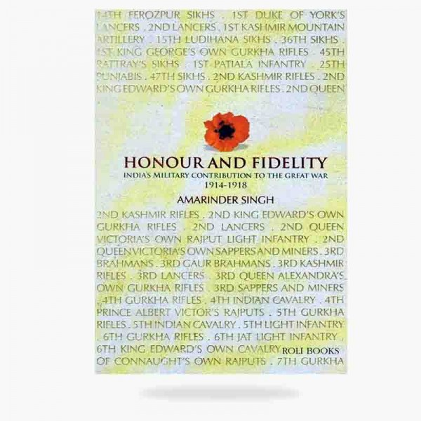 Honour and fidlelty